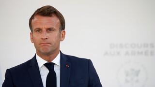 Ηχηρή παρέμβαση Μακρόν - Ενισχύεται η παρουσία της Γαλλίας στη Μεσόγειο