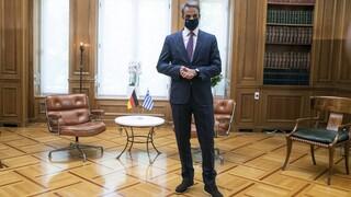 Μήνυμα Μητσοτάκη εντός και εκτός Ελλάδας και στο βάθος ελληνοτουρκικός διάλογος