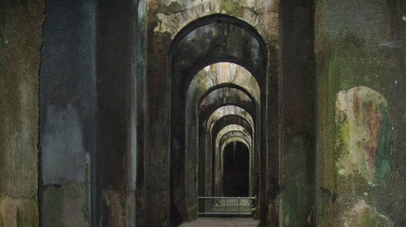Σε μουσείο σύγχρονης τέχνης μετατράπηκε η Piscina Mirabilis στη Νάπολη