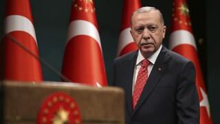 Ερντογάν: Επικοινωνία με τη Μέρκελ και Σαρλ Μισέλ σήμερα