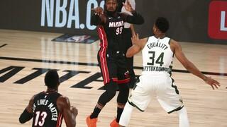 NBA: Τσουχτερό πρόστιμο στον Γιάννη Αντετοκούνμπο για την κουτουλιά