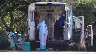 Κορωνοϊός: Στους 5 οι νεκροί σήμερα - Κατέληξε και δεύτερη ηλικιωμένη από το γηροκομείο