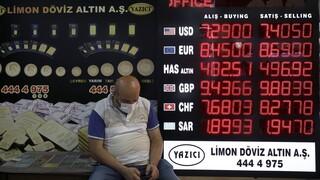 Σε κινούμενη άμμο η τουρκική οικονομία: Τα «παιχνίδια Ερντογάν» και η νομισματική κρίση