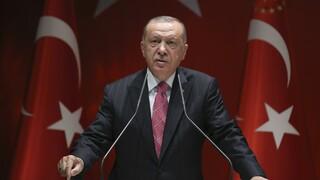 Περίεργη δήλωση Ερντογάν: Προειδοποιήσαμε για το Oruc Reis και έλαβαν απάντηση