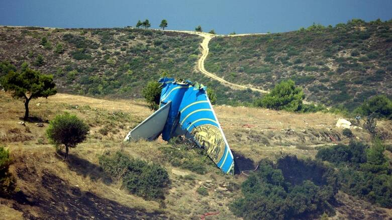 Helios Airways: 15 χρόνια από την αεροπορική τραγωδία στο Γραμματικό