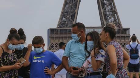 Κορωνοϊός: «Επικίνδυνη ζώνη» και πάλι το Παρίσι, μετά την έξαρση κρουσμάτων
