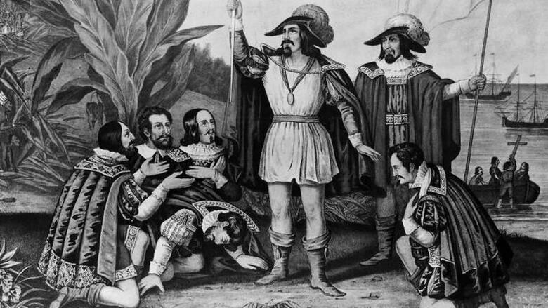 Επιστημονική ανατροπή: Δεν μετέφερε ο Κολόμβος τη σύφιλη στην Ευρώπη
