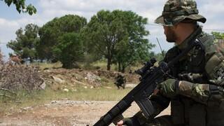 Λάρισα: Θετικοί στον κορωνοϊό τρεις αξιωματικοί και ένας στρατιώτης