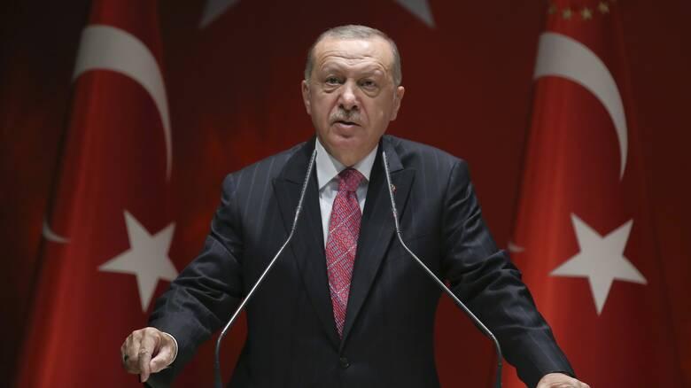 Ερντογάν: Δεν θα αφήσουμε αναπάντητη την παραμικρή επίθεση σε πλοίο μας
