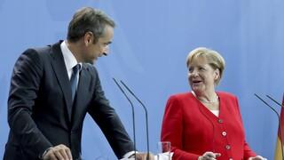 Βερολίνο: Αυτά είπαν στην τηλεφωνική τους επικοινωνία Μέρκελ - Μητσοτάκης