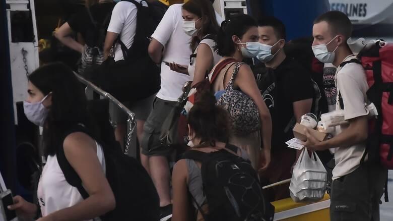 Κορωνοϊός - Νέα μέτρα: Πού είναι υποχρεωτική η μάσκα