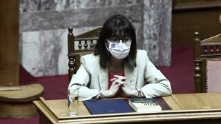 Σακελλαροπούλου: Οι προκλήσεις της Άγκυρας δεν πρόκειται να μας αποπροσανατολίσουν