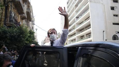 Γαλλία: Ο Μακρόν θα επισκεφθεί τον Λίβανο την 1η Σεπτεμβρίου