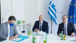 Πλήρης αλληλεγγύη στην Ελλάδα από τους ΥΠΕΞ της ΕΕ - Στο επόμενο Συμβούλιο οι κυρώσεις
