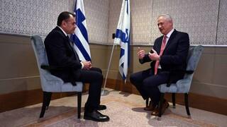 Πλήρης η υποστήριξη του Ισραήλ προς την Ελλάδα απέναντι στην τουρκική προκλητικότητα