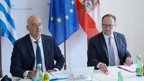 Αυστριακός ΥΠΕΞ: Οι μονομερείς ενέργειες της Τουρκίας παραβιάζουν διεθνείς νόμους