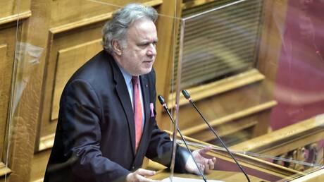 Κατρούγκαλος: Ακόμη ένα επεισόδιο δηλωτικό του κενού στρατηγικής και τακτικής της κυβέρνησης