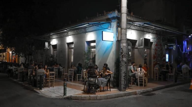 Ποιο ωράριο ισχύει και από πότε για εστιατόρια, καφέ και μπαρ