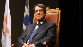 Αναστασιάδης: Η Τουρκία πρέπει να υπολογίσει πρώτα το κόστος