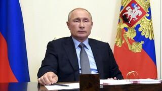 Αισιόδοξος ο Πούτιν για επίλυση των προβλημάτων στη Λευκορωσία - Μίλησε με Λουκασένκο