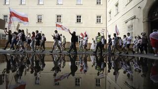 Συνεχίζονται οι κινητοποιήσεις στη Λευκορωσία κατά του Λουκασένκο