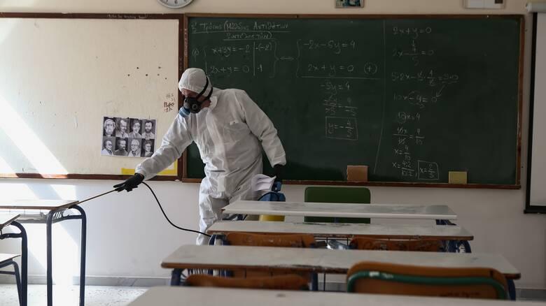 Κορωνοϊός - Γώγος: Εκ περιτροπής και με μάσκα οι μαθητές στα σχολεία