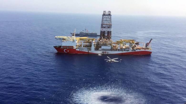 Κυπριακή αντι-Navtex μετά τη Navtex Τουρκίας στο τεμάχιο «6»