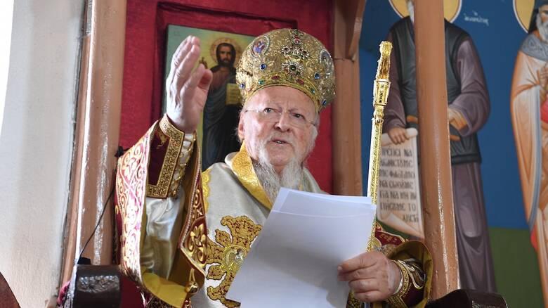 Στην Ίμβρο ο Οικουμενικός Πατριάρχης: Επιβιώσαμε, ανασυγκροτηθήκαμε και συνεχίζουμε