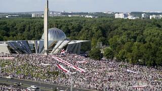 Λευκορωσία: Διαδηλώσεις κατά Λουκασένκο - Κατηγορεί το ΝΑΤΟ για ανάπτυξη στρατού στα σύνορα