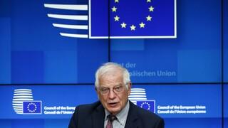 Ανακοίνωση Μπορέλ: Από την ΕΕ η πρώτη αντίδραση για την Navtex της Τουρκίας
