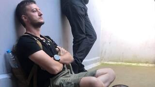 Μαρτυρία στο CNN Greece: Η εμπειρία ενός Ιταλού δημοσιογράφου στα κρατητήρια της Λευκορωσίας