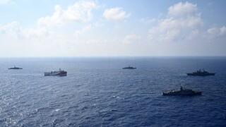 Oruc Reis: Διπλωματικό σπριντ με φόντο τον «πόλεμο νεύρων» στην Ανατολική Μεσόγειο