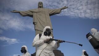 Βραζιλία: Ανοίγει ξανά για το κοινό το άγαλμα του Χριστού του Λυτρωτή