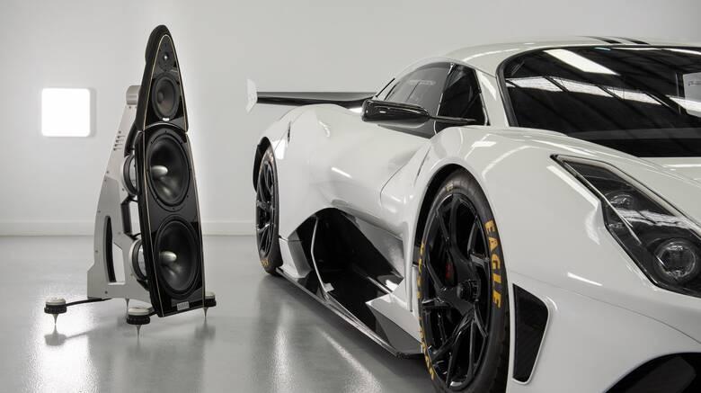 Το ηχοσύστημα της Brabham BT62 κοστίζει όσο μια Ferrari!