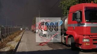Φωτιά στη Μεταμόρφωση: Τι δείχνουν οι μετρήσεις για το νέφος στην Αττική