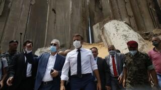 Η αχρείαστη επίσκεψη Μακρόν στο Λίβανο