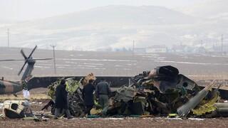 Ιράκ: Κατάρριψη τουρκικού ελικοπτέρου από το PKK ως αντίποινα για τον θάνατο διοικητή