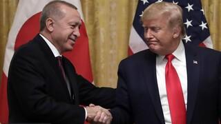 Τραμπ: Ο Ερντογάν ακούει μόνον εμένα, είναι δύσκολος «παίκτης»