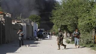 Ρουκέτες έπληξαν διπλωματική συνοικία στην Καμπούλ