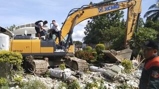Φιλιππίνες: Τουλάχιστον ένας νεκρός και δεκάδες τραυματίες από ισχυρό σεισμό
