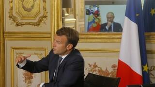 Επικοινωνία Πούτιν με Μακρόν και Μισέλ για την κατάσταση στην Λευκορωσία