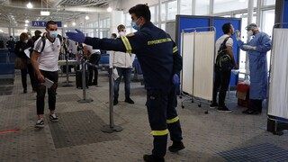Κορωνοϊός: Από ποιες χώρες είχε η Ελλάδα τα περισσότερα εισαγόμενα κρούσματα