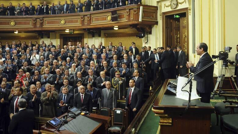 Νόμος του αιγυπτιακού κράτους η συμφωνία για την ΑΟΖ