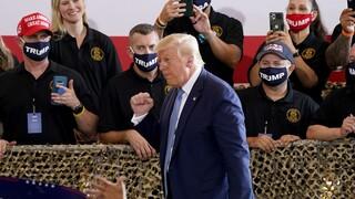 Προεδρικές εκλογές ΗΠΑ: Ο Τραμπ θα αποδεχθεί και τυπικά το χρίσμα για την επανεκλογή του
