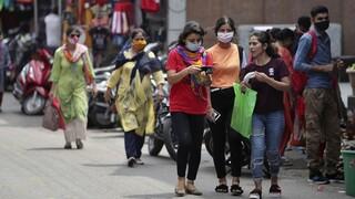 Κορωνοϊός - Ινδία: Πάνω από 1.000 θάνατοι σε μία μέρα