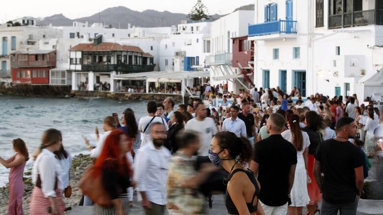 Αντιδήμαρχος Μυκόνου στο CNN Greece: Αναγκαία τα μέτρα – Θα υπάρξουν οικονομικές συνέπειες