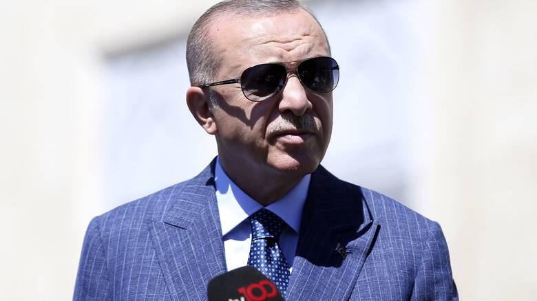 Αινιγματική δήλωση Ερντογάν για «ευχάριστα νέα» την Παρασκευή