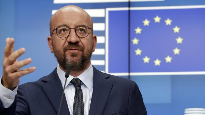 Σύνοδος ΕΕ για Λευκορωσία: Ομόφωνα οι κυρώσεις - «Ο Λουκασένκο στερείται νομιμότητας»