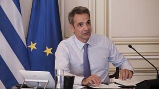Μητσοτάκης σε ΕΕ: «Όχι» δύο μέτρα και δύο σταθμά σε Τουρκία και Λευκορωσία