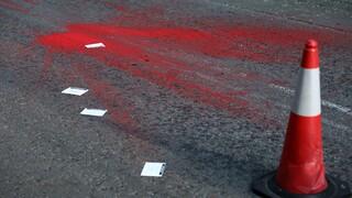 Επίθεση με μπογιές και τρικάκια στην τουρκική πρεσβεία